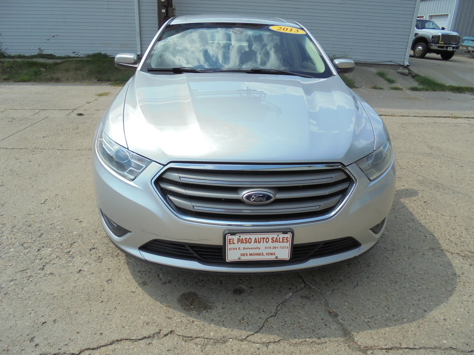 2013 Ford Taurus SEL  - 166060  - El Paso Auto Sales