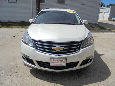 2014 Chevrolet Traverse LT for Sale  - 165933  - El Paso Auto Sales