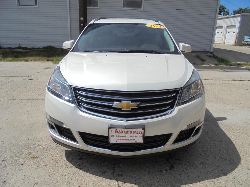 2014 Chevrolet Traverse LT  - 165933  - El Paso Auto Sales