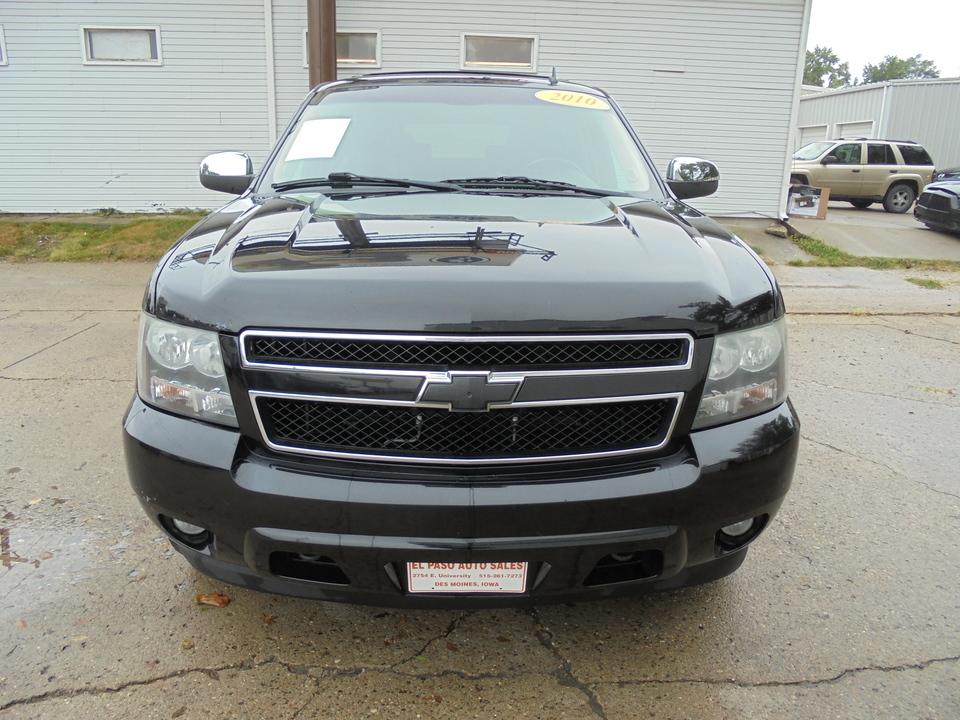 2010 Chevrolet Tahoe LT  - 166405  - El Paso Auto Sales