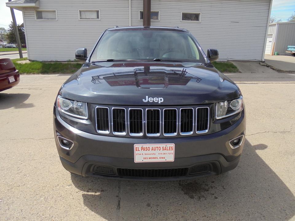 2014 Jeep Grand Cherokee  - El Paso Auto Sales