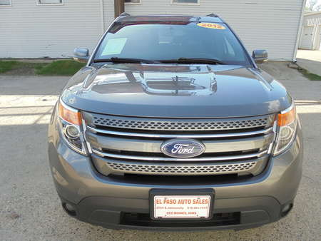 2012 Ford Explorer Limited for Sale  - 305474  - El Paso Auto Sales