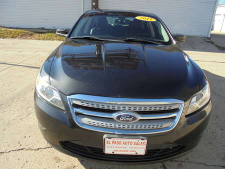 2011 Ford Taurus SEL for Sale  - 313683  - El Paso Auto Sales