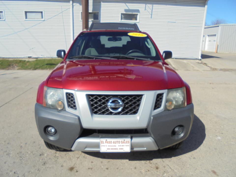 2010 Nissan Xterra S  - 173157  - El Paso Auto Sales