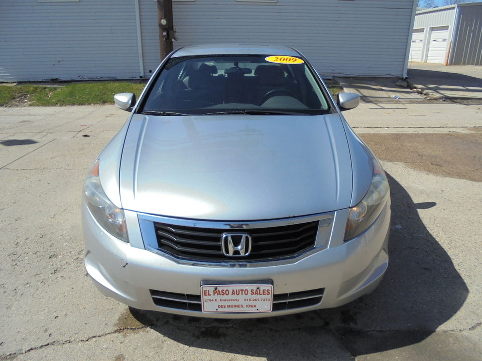 2009 Honda Accord  - El Paso Auto Sales