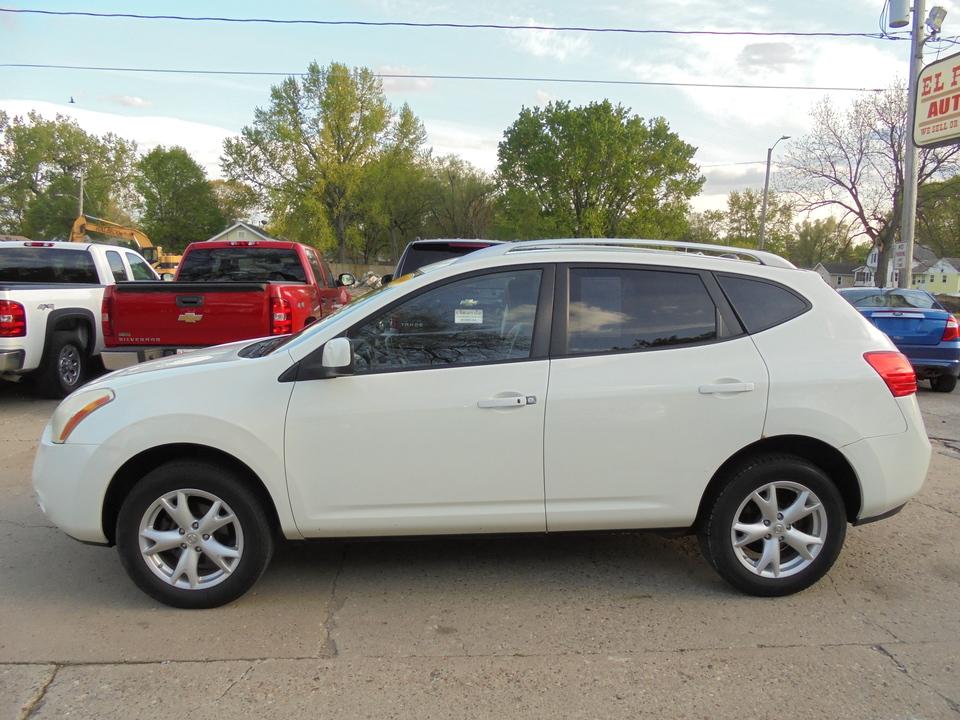 2008 Nissan Rogue SL  - 321629  - El Paso Auto Sales