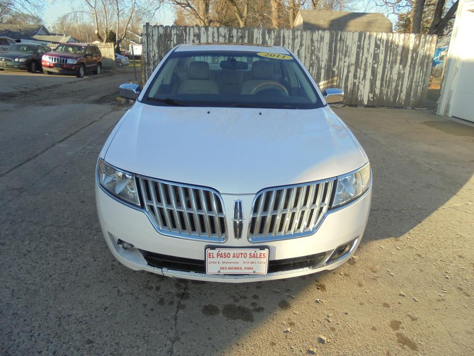 2011 Lincoln MKZ MKZ  - 352161  - El Paso Auto Sales