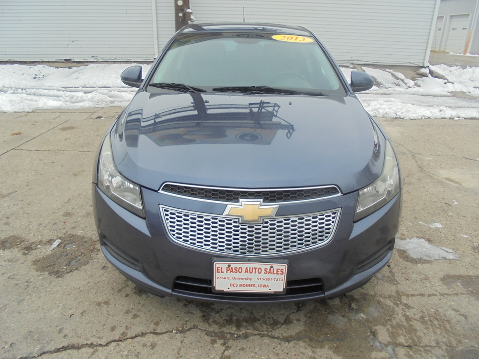 2013 Chevrolet Cruze 2LT  - 117151  - El Paso Auto Sales