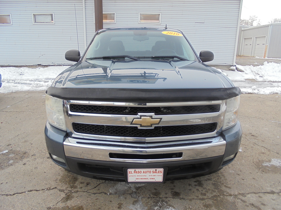2010 Chevrolet Silverado 1500 LT  - 169569  - El Paso Auto Sales
