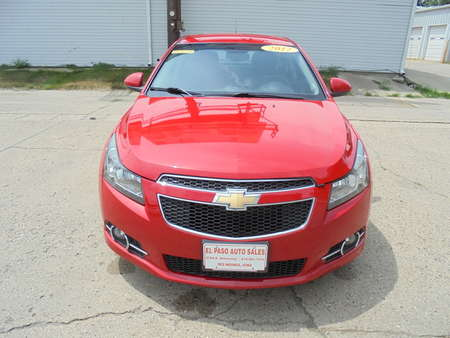 2012 Chevrolet Cruze LT w/1LT for Sale  - 57639  - El Paso Auto Sales