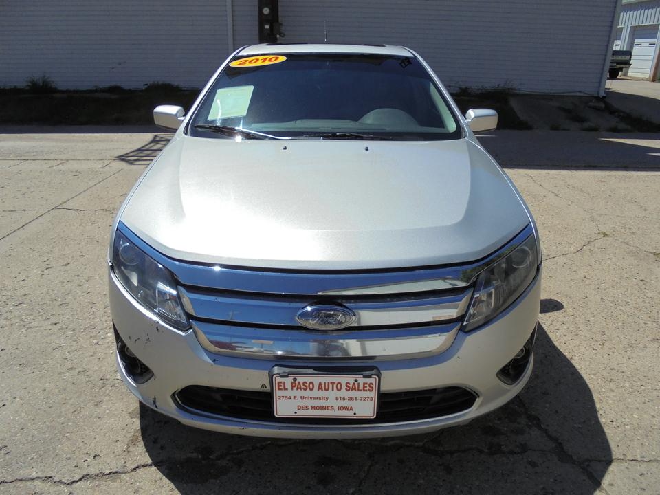 2010 Ford Fusion SE  - 164800  - El Paso Auto Sales
