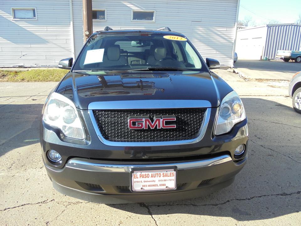 2012 GMC Acadia SLT1  - 334904  - El Paso Auto Sales