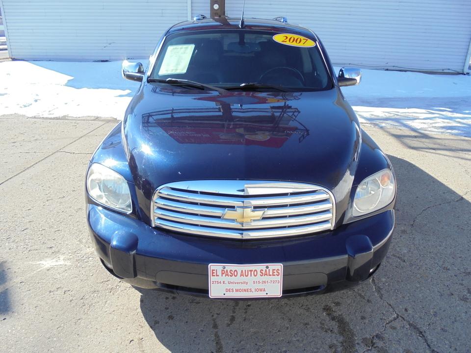2007 Chevrolet HHR LT  - 128161  - El Paso Auto Sales