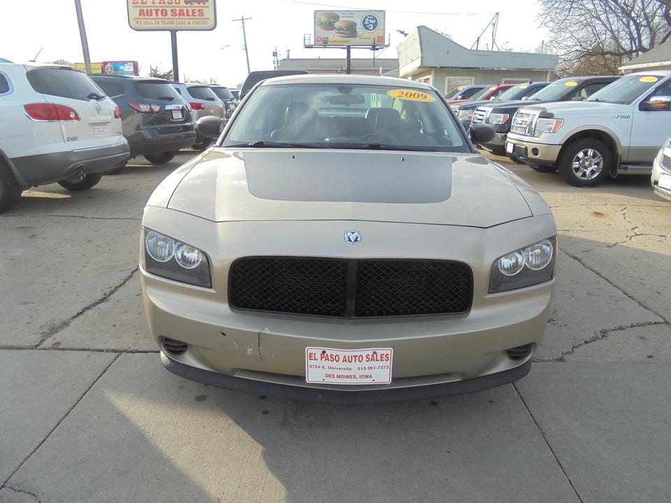 2009 Dodge Charger SE  - 354031  - El Paso Auto Sales
