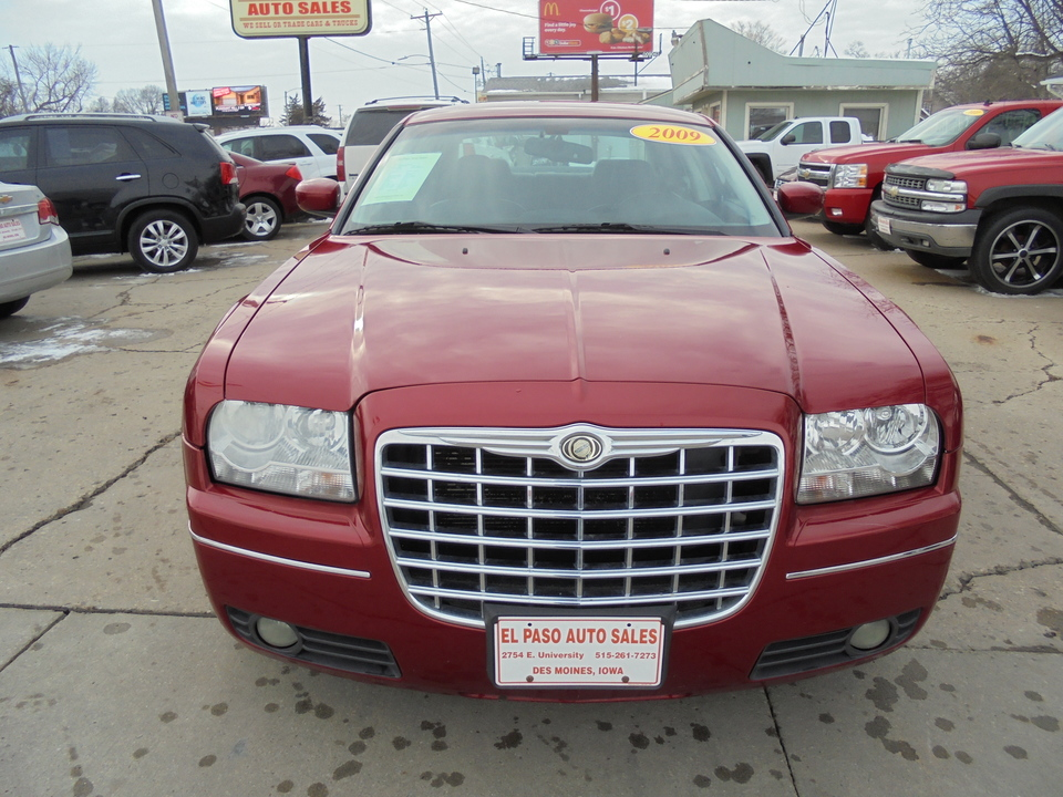 2009 Chrysler 300 Touring  - 317749  - El Paso Auto Sales