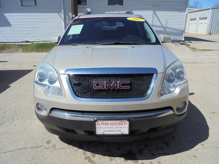 2007 GMC Acadia SLT for Sale  - 129269  - El Paso Auto Sales