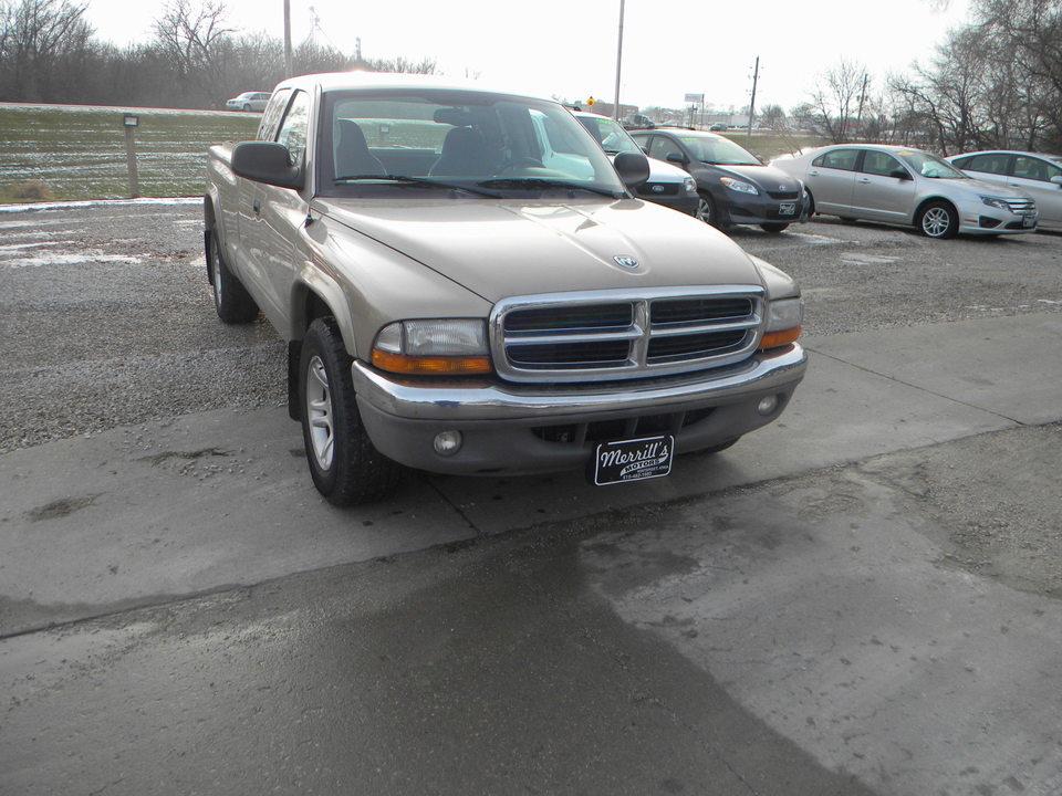 2003 Dodge Dakota  - Merrills Motors