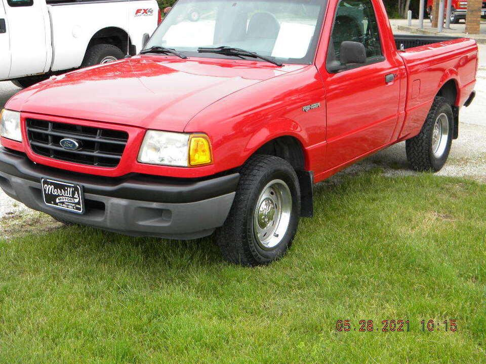 2003 Ford Ranger  - Merrills Motors