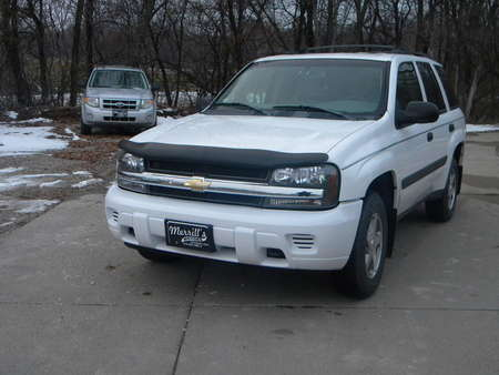 2005 Chevrolet TrailBlazer LS for Sale  - 325339  - Merrills Motors