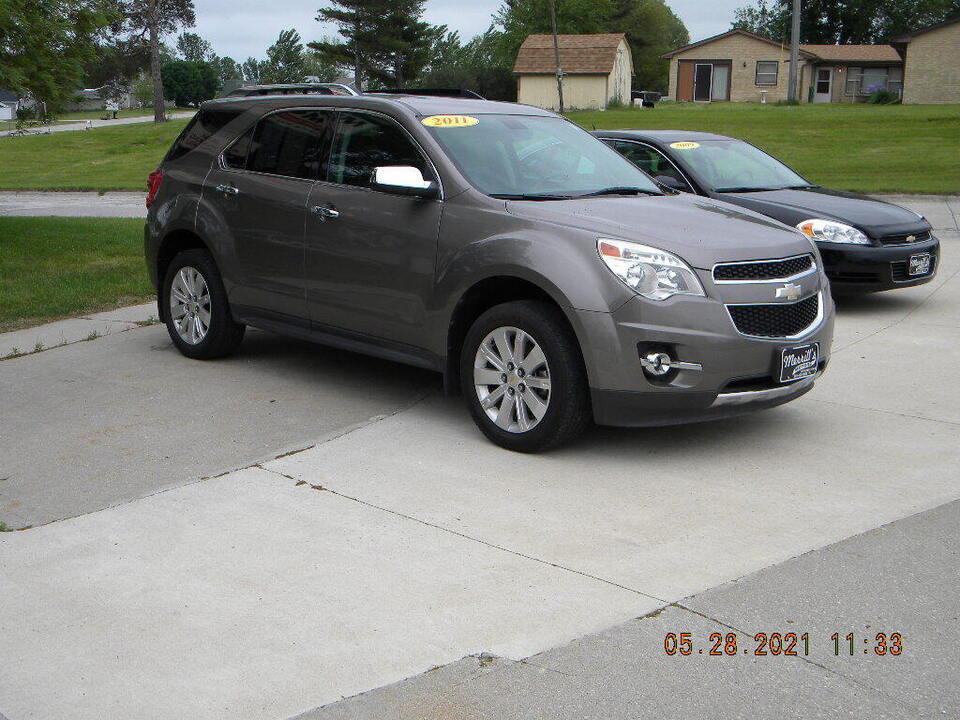 2011 Chevrolet Equinox  - Merrills Motors