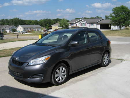 2009 Toyota Matrix  for Sale  - 171646  - Merrills Motors