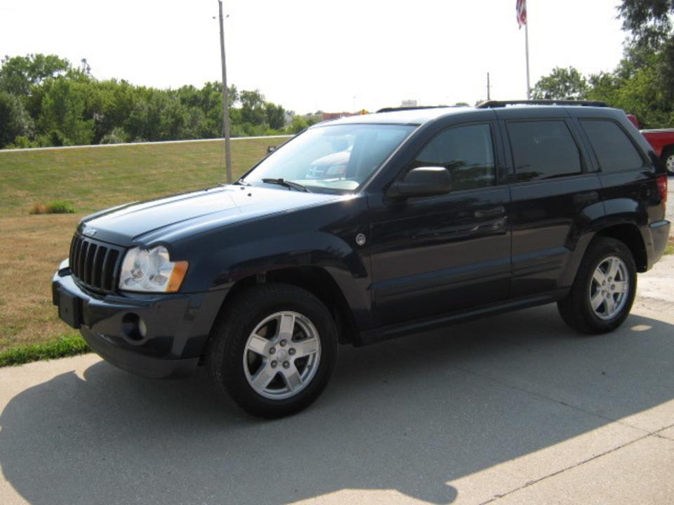 2006 Jeep Grand Cherokee  - Merrills Motors