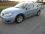 2012 Chrysler 200  - Merrills Motors