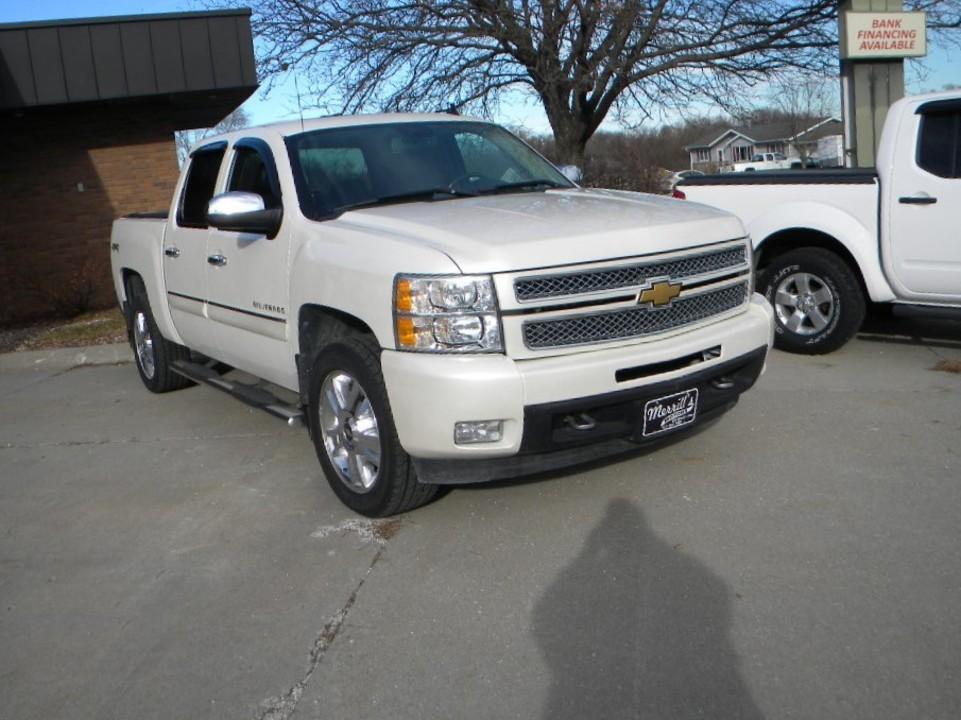 2012 Chevrolet Silverado 1500 LTZ  - 325401  - Merrills Motors