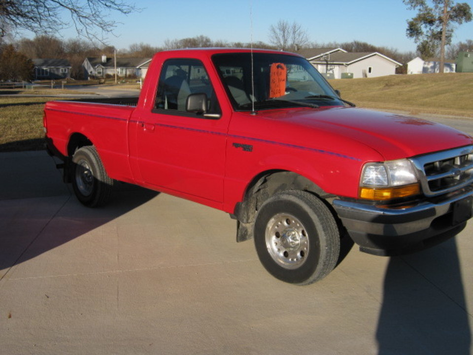 1998 Ford Ranger  - Merrills Motors