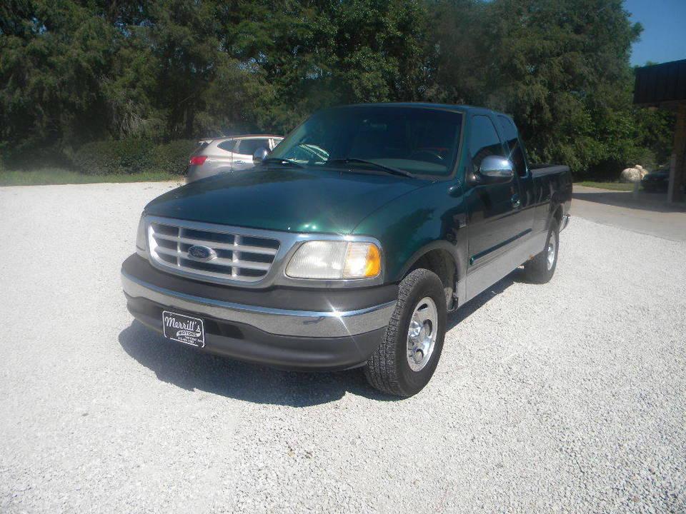 1999 Ford F-150  - Merrills Motors