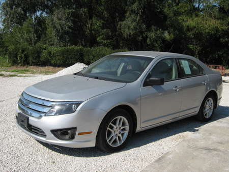 2010 Ford Fusion S for Sale  - 248767  - Merrills Motors