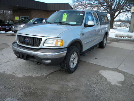 2002 Ford F-150 XLT for Sale  - 325482  - Merrills Motors