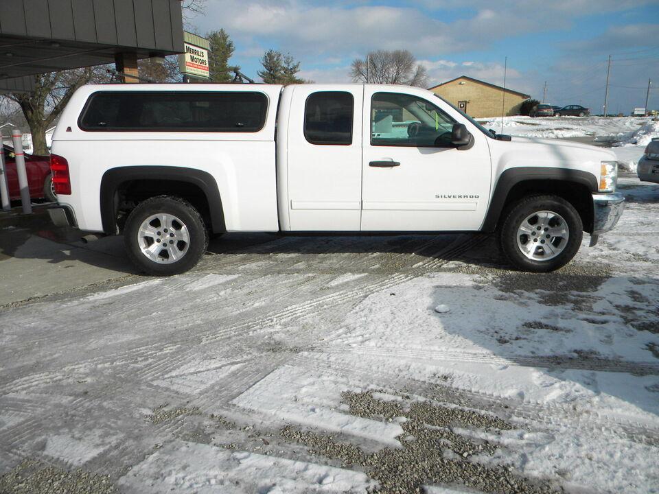 2012 Chevrolet Silverado 1500  - Merrills Motors