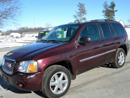 2007 GMC Envoy SLE for Sale  - 303326  - Merrills Motors