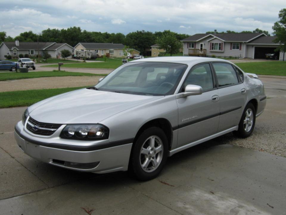 2003 Chevrolet Impala  - Merrills Motors
