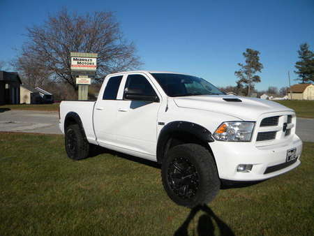 2012 Ram 1500 Sport for Sale  - 325410  - Merrills Motors