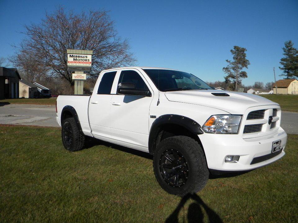 2012 Ram 1500 Sport  - 325410  - Merrills Motors