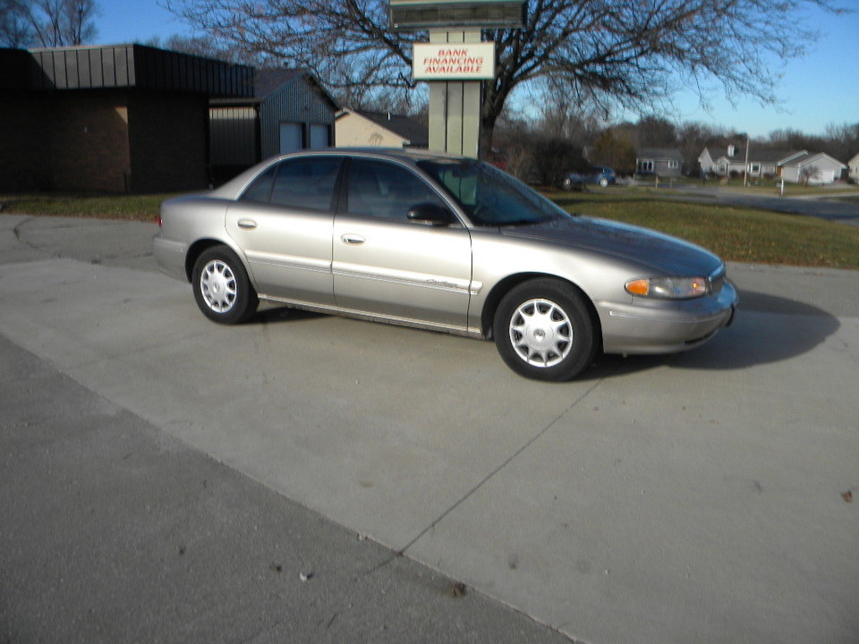 1999 Buick Century Custom  - 325411  - Merrills Motors