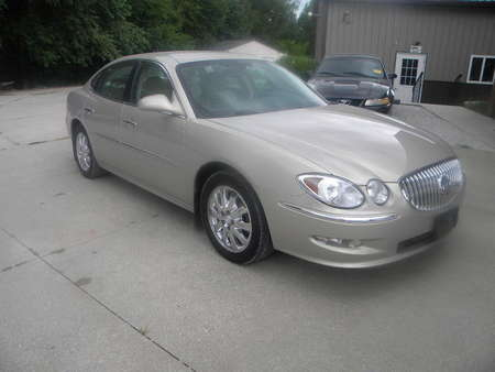 2009 Buick LaCrosse CXL for Sale  - 325446  - Merrills Motors