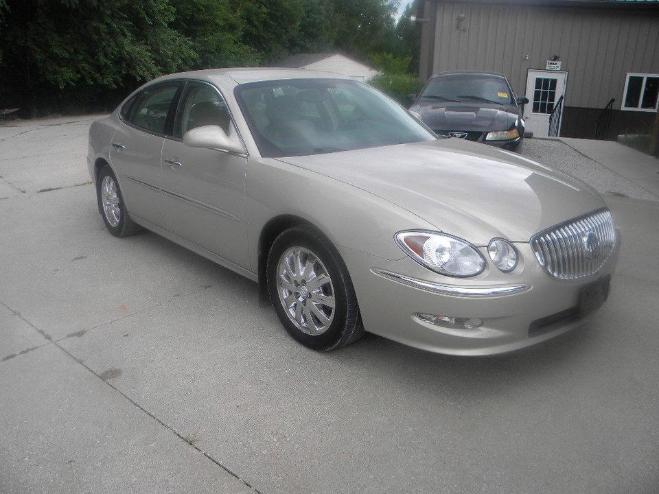 2009 Buick LaCrosse  - Merrills Motors