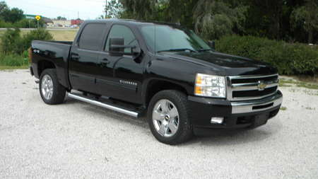 2011 Chevrolet Silverado 1500 LT for Sale  - 325453  - Merrills Motors