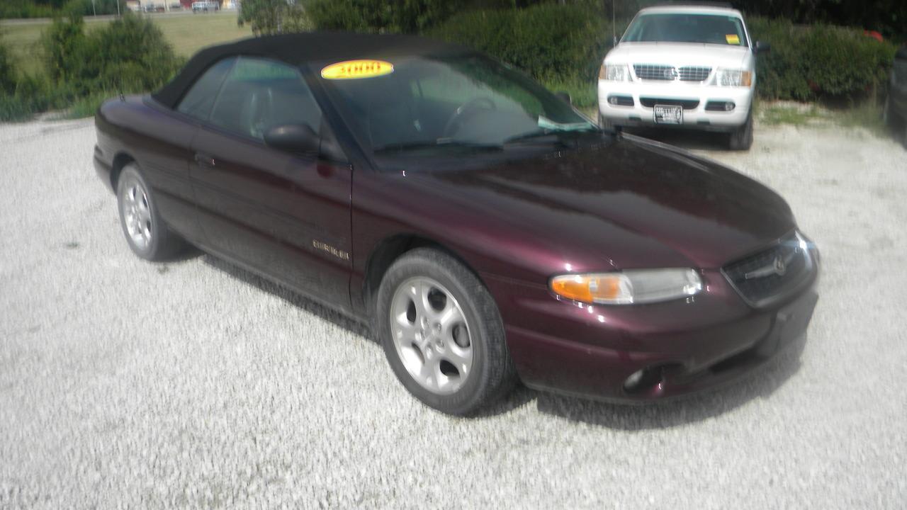 2000 Chrysler Sebring  - Merrills Motors