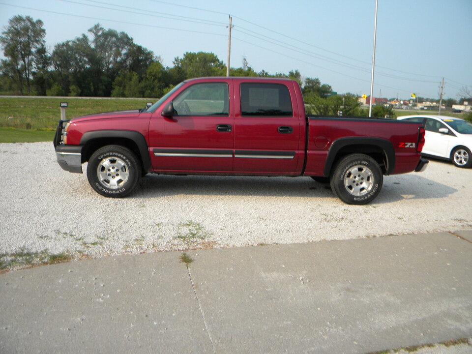 2004 Chevrolet Silverado 1500 Z71  - 325338  - Merrills Motors