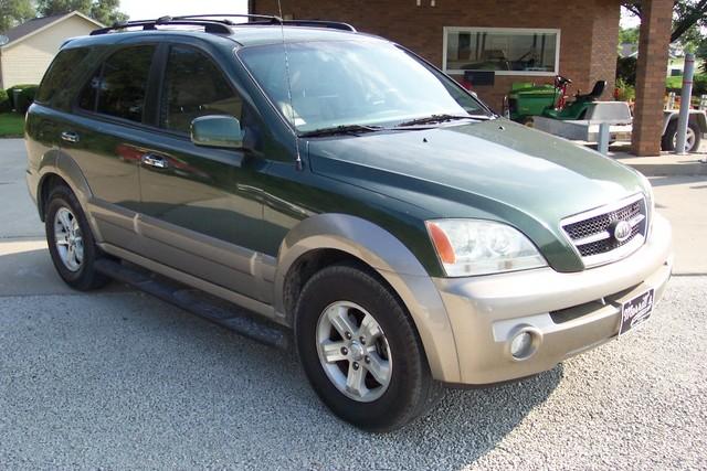 2006 Kia Sorento LX/EX RWD