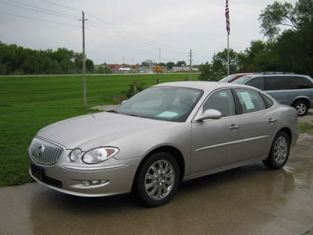 2008 Buick LaCrosse CXL for Sale  - 177451  - Merrills Motors