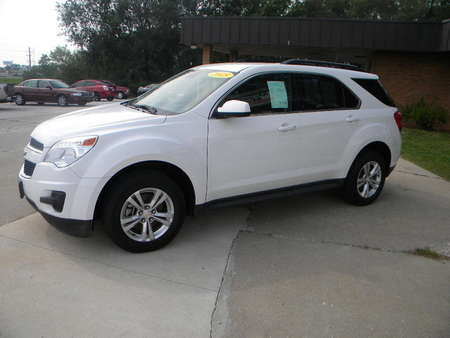 2015 Chevrolet Equinox LT for Sale  - 325343  - Merrills Motors