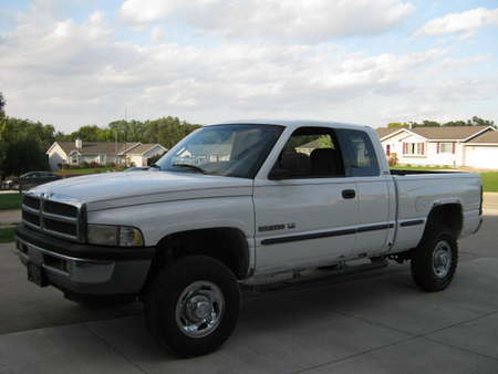 1999 Dodge Ram 2500 slt for Sale  - 586715  - Merrills Motors
