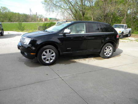 2007 Lincoln MKX  for Sale  - 325387  - Merrills Motors