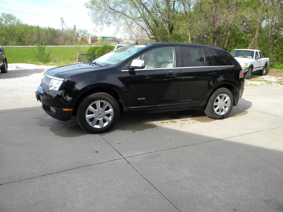 2007 Lincoln MKX  - Merrills Motors