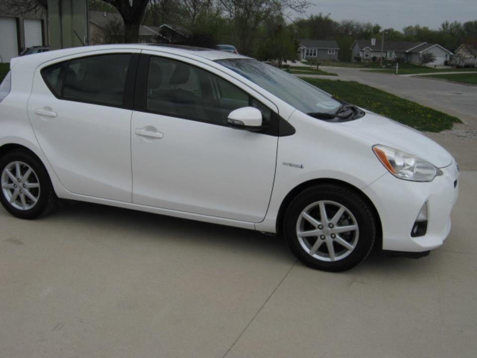 2012 Toyota Prius c  - Merrills Motors